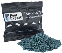 Pest Expert Formula 'B' Rat Killer Poison 10kg - Maximum Strength (100 x 100g)